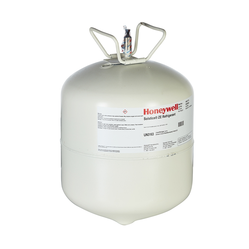 霍尼韦尔R1234ze制冷剂